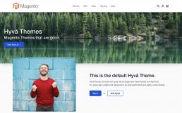 Hyvä Themes Homepage
